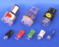各式LED汽机车灯泡