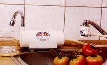 天鵝型濾水器