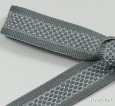 网状双面平织带