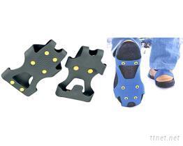塑膠雪地防滑鞋墊