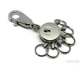 銅製可快速分離鑰匙圈
