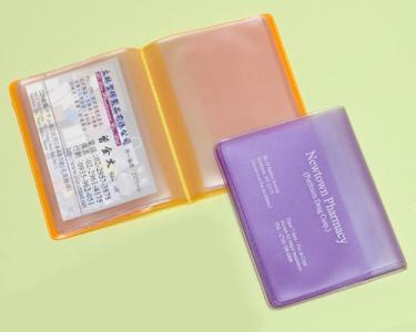 PVC名片夾