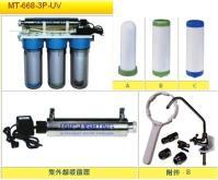 排列組合型濾水器