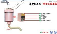 蜂巢式濾水器