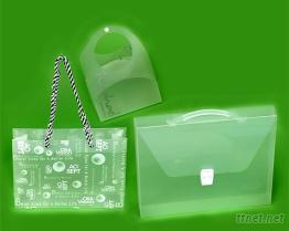 塑胶手提盒