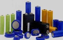 镍镉柱状可充电电池