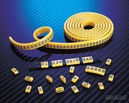 0202 KSS 扁型配線標誌(Flat Cable Marker)