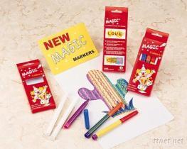 魔术笔/双变色笔