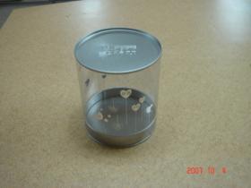 圆罐 圆铁罐 pvc圆铁罐 --台湾生产