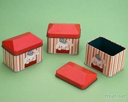 小房屋型罐