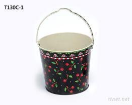 台灣生產--馬口鐵水桶
