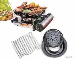 二合一休閒爐專用燒烤盤