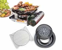 二合一休闲炉专用烧烤盘