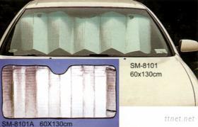 氣泡遮陽板