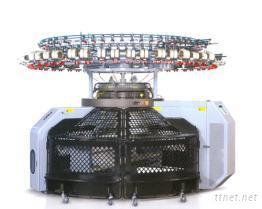 高速信克單面/大尺寸/開幅全能針織機