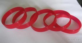 矽膠手環紅色, 夜光手環, 演唱會手環