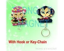 磁鐵鑰匙圈 / 掛鉤