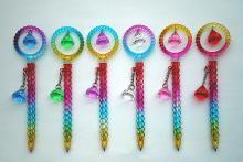 原子筆, 彩虹鑽石圈圈筆