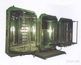 NCVM立式双门真空镀金机