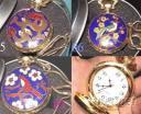 景泰藍懷錶