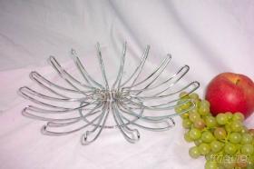 扁圆型水果篮