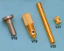 車床加工製品-V18. V19. V20. V21