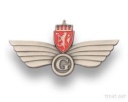 軍警紀念章