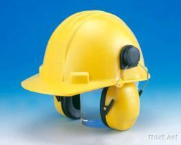 安全帽, 2IN-1防护耳罩