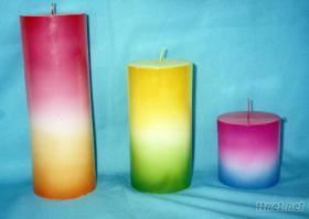 传统工艺蜡烛
