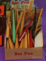 木製球棒筆