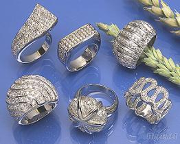 纯银珠宝饰品