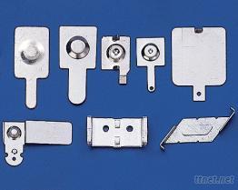电子五金零件、冲床制品