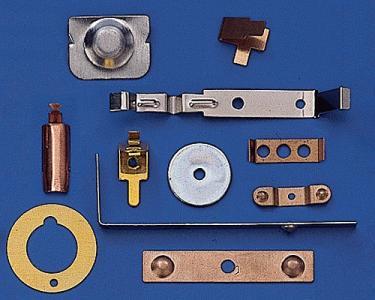 電子五金零件、沖床製品