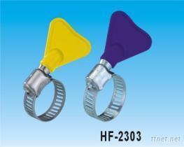 HF-2303蝴蝶式管夹