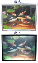 3D立體光柵廣告燈箱/ 廣告看板/掛畫/招牌