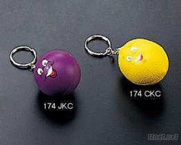 發泡玩具 + 鑰匙圈