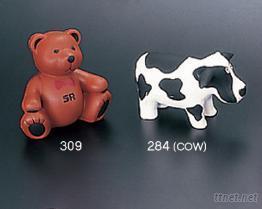 發泡動物玩具