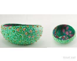 怪碗作品-黏土