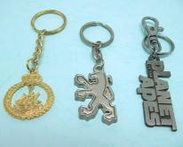 金属钥匙圈