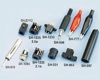 電子零件(DC 插頭/插座)