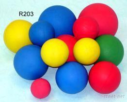 光面玩具球