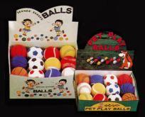 橡胶发泡玩具球