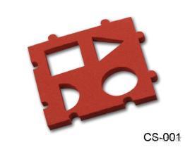Cs001-發泡包裝材料-玩具發泡材料