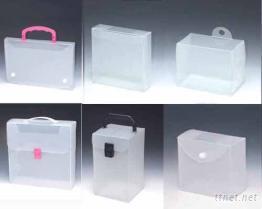 PP塑膠手工包裝盒