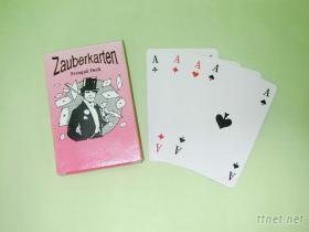 魔術撲克牌