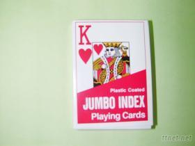大字體撲克牌