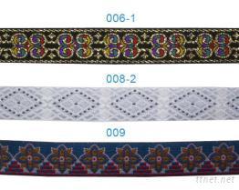 提花織帶/緞帶背包
