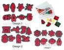 聖誕 泡棉印章