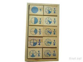 教學用木製印章
