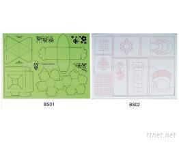 DIY 可爱盒型印章
